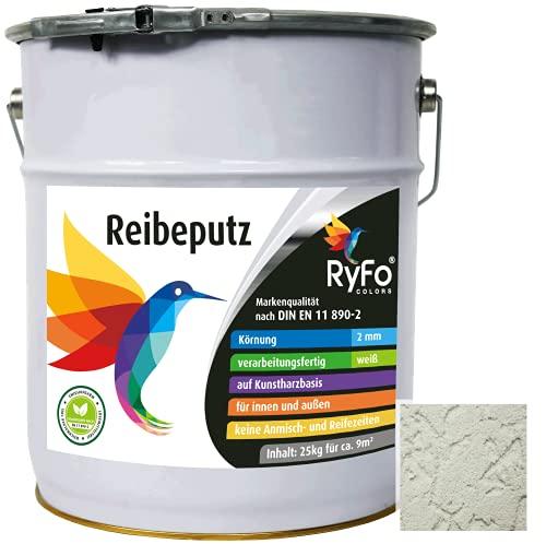 RyFo Colors Reibeputz 2mm 25kg -...