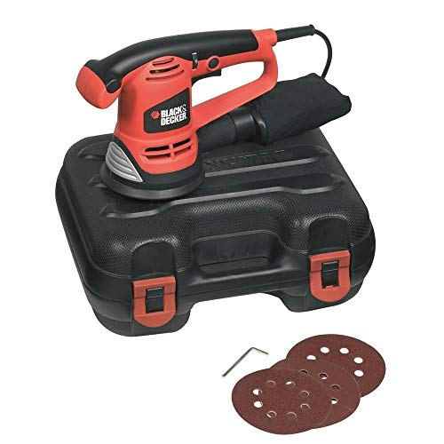 Black+Decker Exzenterschleifer (480W...