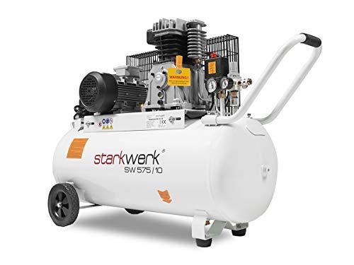 3000 Watt 400 V Drehstrommotor 10 Bar 100 l...