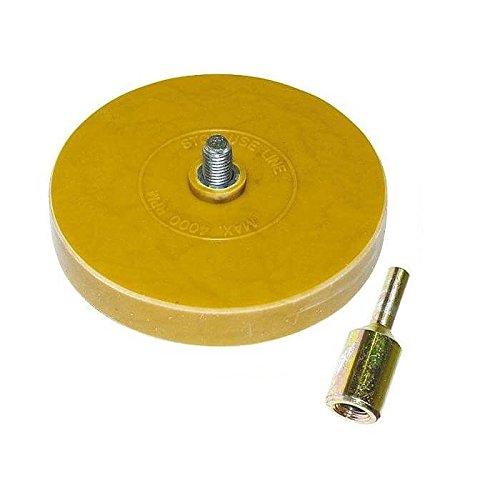 Folienradierer inkl. Adapter - Für alle...