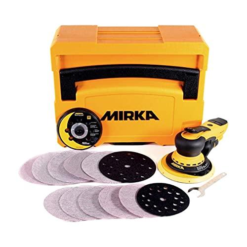 MIRKA DEROS 5650CV / Exzenter-Schleifer...