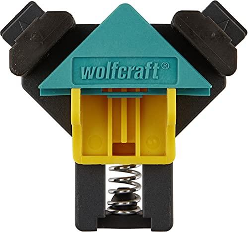 wolfcraft ES 22 Eckenspanner 3051000 Set –...