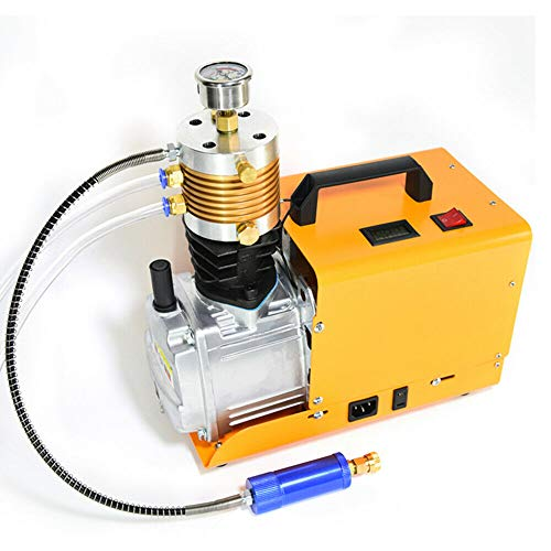 Hochdruck Luft Kompressor Pumpe - 300BAR...