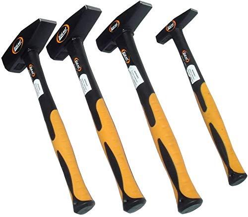 Hammer Set 4 Stück je 2000 g 1000 g 300 g...