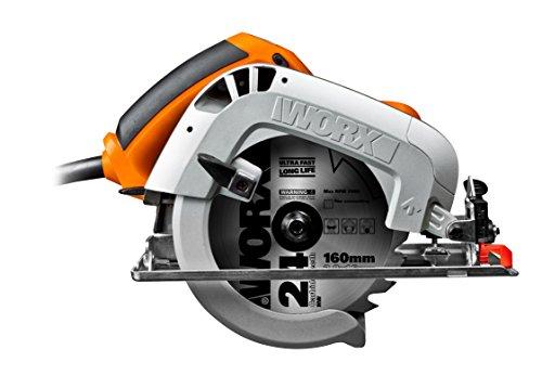 WORX WX425 Handkreissäge 1200W - zum Sägen...