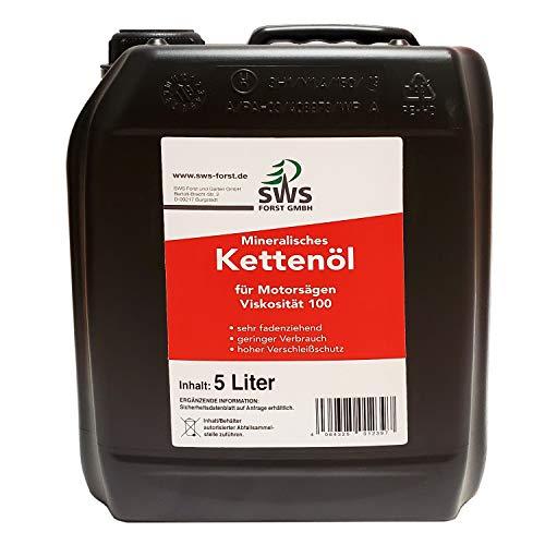 SUPER-OIL Kettenöl Sägekettenöl mit...