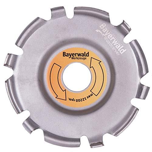 Bayerwald Woodcarver Ø 115 mm - Frässcheibe...