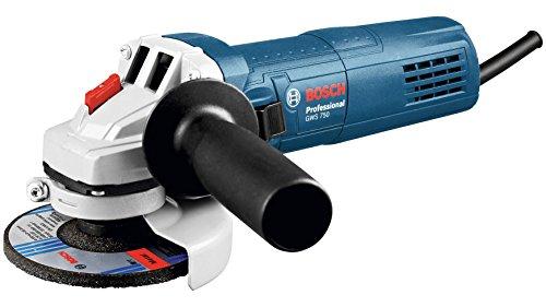 Bosch GWS750-125 Winkelschleifer, 125 mm, 750...