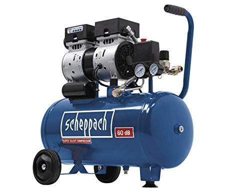 Kompressor HC24Si scheppach - 230V 50Hz 550W...