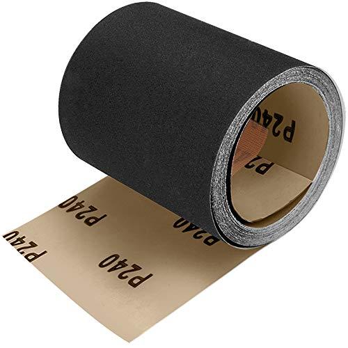 SIQUK Schleifpapier Rolle Professional...