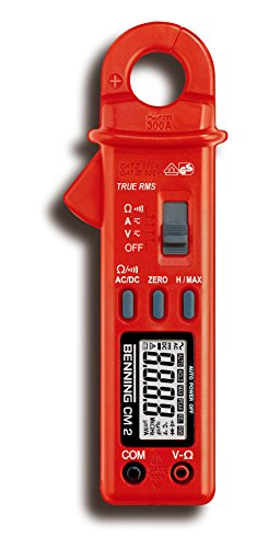 Benning 044035 cm 2 Stromzangen-Multimeter