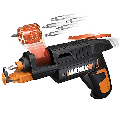 WORX WX255 Akkuschrauber mit automatischem...