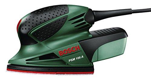 Bosch Multischleifer PSM 100 A (100 Watt, im...