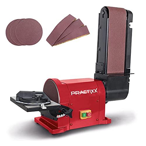 Practixx Band- und Tellerschleifer PX-BTS-450...