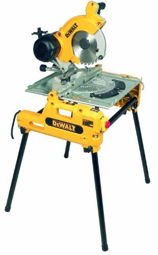 DEWALT DW743N-QS Tisch-,Kapp-Gehrungsäge /...
