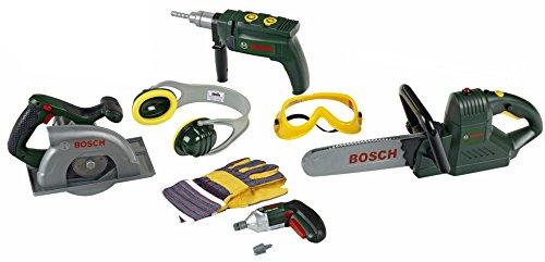 Theo Klein 8512 - Großes Bosch Bauarbeiter...