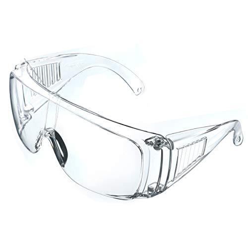 NASUM Schutzbrille Faltbare Schutzbrille für...