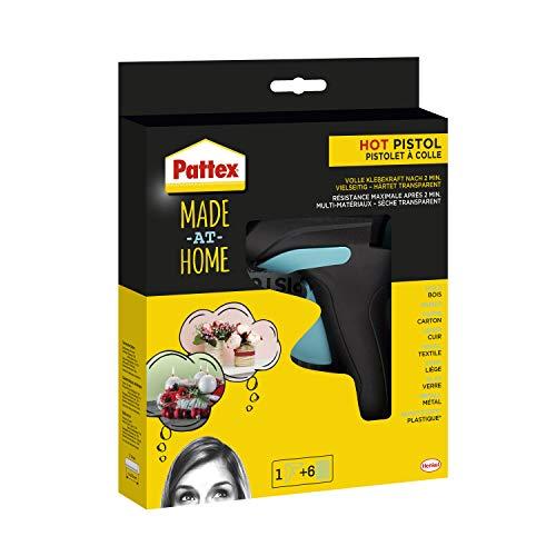 Pattex Made at Home Heißklebepistole, Kleber...