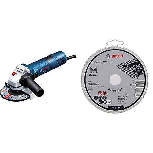 Bosch Professional Winkelschleifer GWS 7-125...