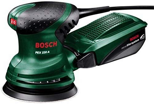 Bosch Exzenterschleifer PEX 220 A (220 Watt,...