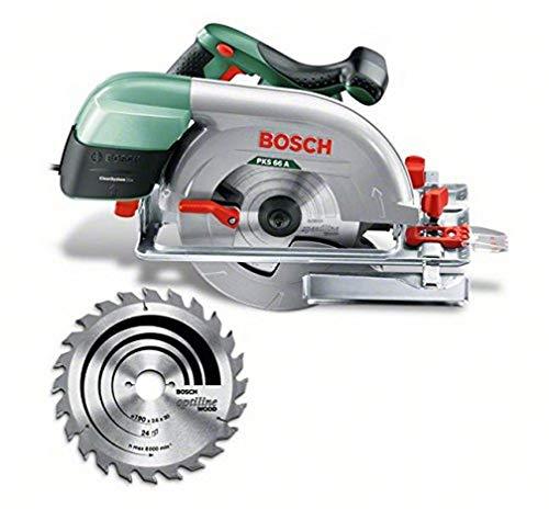 Bosch Kreissäge PKS 66 A (1600 Watt,...