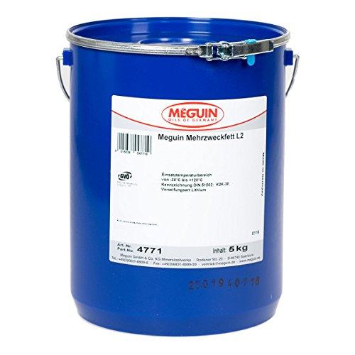 Meguin 4771 Megol Mehrzweckfett K2K-30, 5 kg