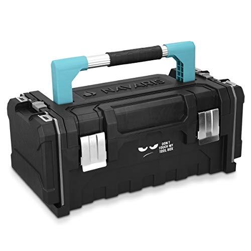 Navaris Werkzeugkoffer 20' Box leer -...