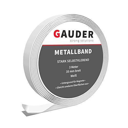 GAUDER Metallband selbstklebend I Ferroband I...