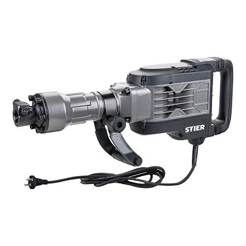 STIER Abbruchhammer SAH2000, 1700 W, 50 J,...