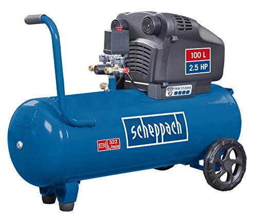Scheppach Doppelzylinder Kompressor HC105DC...