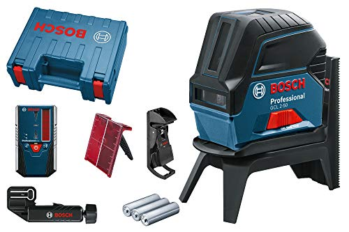 Bosch Professional Kreuzlinienlaser GCL 2-50...