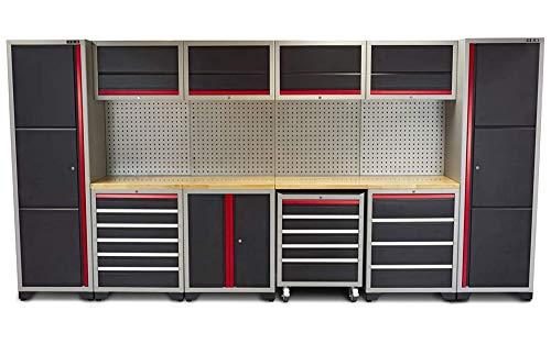 Profi Werkstatteinrichtung Set mit Schubladen...