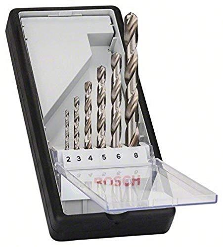Bosch Professional 6tlg. Metallbohrer-Set...
