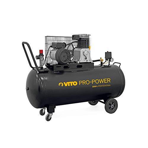 VITO ProPower 200 Liter Kompressor 230v 3PS...