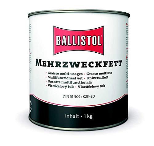 Ballistol Dose Mehrzweckfett Eimer, 1 kg,...