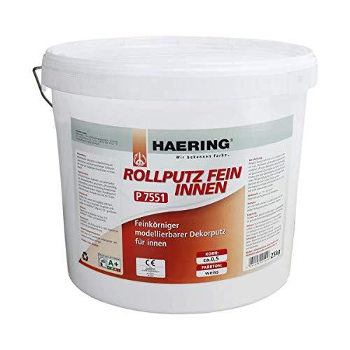 Haering Rollputz fein ELF innen P7551 25kg -...