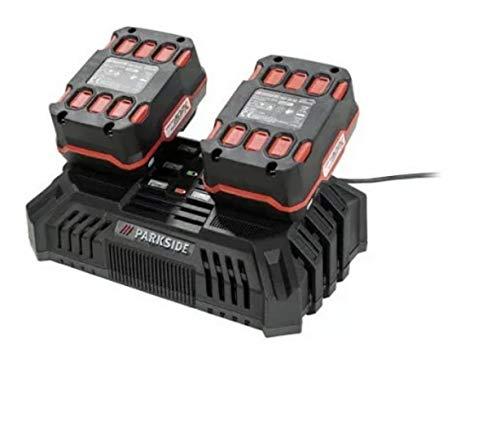 Doppel- Batterie Schnellladegerät PDSLG 20...