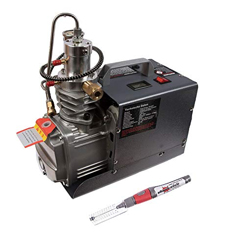 First Strike 300BAR HPA/Pressluft Kompressor...