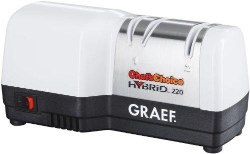 Graef Hybrid-Messerschärfer CC 80 DE