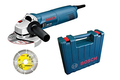 Bosch 601824900 GWS 1400 Winkelschleifer,...