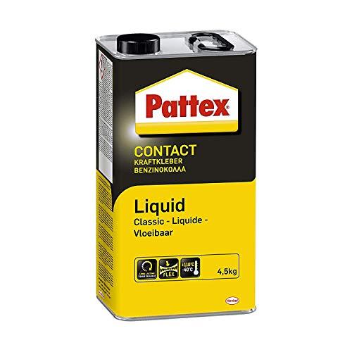 Pattex Contakt Classic Kontaktkleber, 4,5 kg.