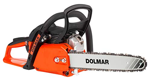 Dolmar Benzin Kettensäge (Hubraum 32 cm³,...