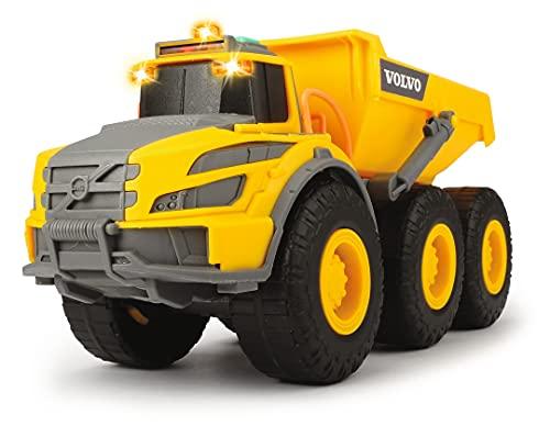 Dickie Toys 203723004 Volvo Knickgelenkter...