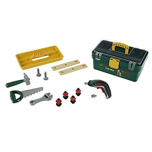 Theo Klein 8609 Bosch Werkzeugbox I Mit...