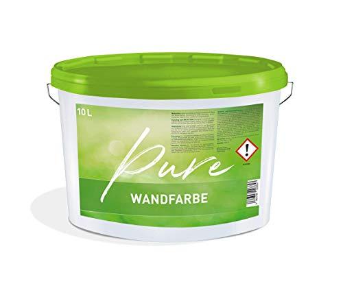 Innenfarbe Pure Wandfarbe weiß Effizient 10...