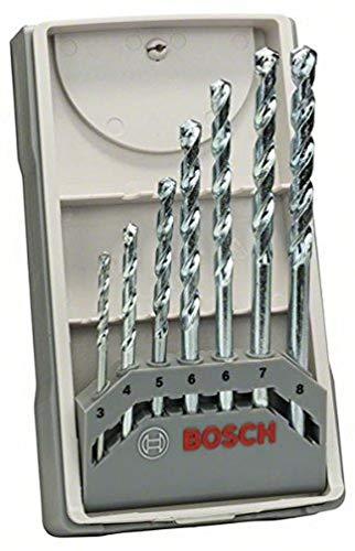 Bosch Professional 7tlg. Steinbohrer-Set...