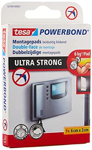 tesa Powerbond Ultra Strong Klebepads /...