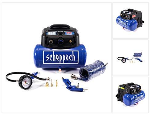 Scheppach Kompressor HC06 (1200 W, 6 L,...