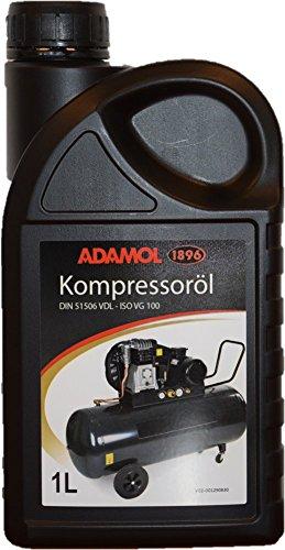 ADAMOL 1896 01290830 Kompressorenöl 100, 1 L