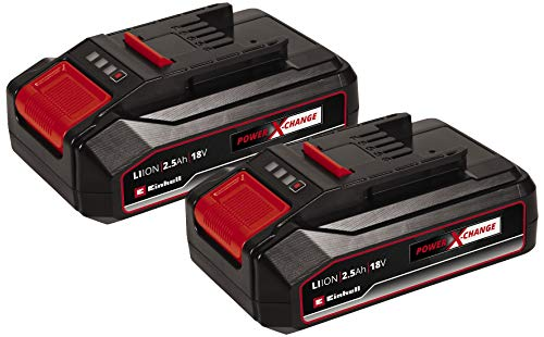 Original Einhell Akku PXC-Twinpack 2,5 Ah...